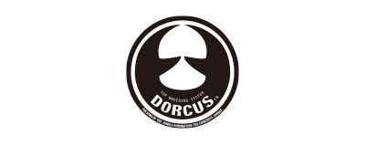 CHIMERA A-SIDEの協賛ロゴ:DORCUS ドーカス