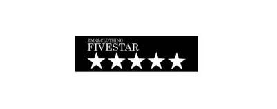 CHIMERA A-SIDEの協賛ロゴ:FIVESTAR ファイブスター