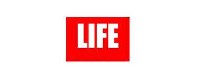 CHIMERA A-SIDEの協賛ロゴ:LIFE ライフ