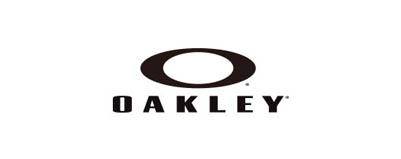CHIMERA A-SIDEの協賛ロゴ:OAKLEY オークリー