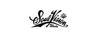 CHIMERA A-SIDEの協賛ロゴ:SOUL VISION WORKS ソウルビジョンワークス