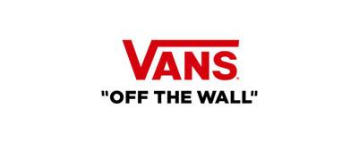 CHIMERA A-SIDEの協賛ロゴ:VANS ヴァンズ