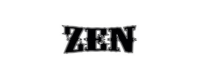 CHIMERA A-SIDEの協賛ロゴ:Z.E.N distribution ゼン ディストリビューション