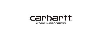 CHIMERA A-SIDEの協賛ロゴ:carhartt カーハート