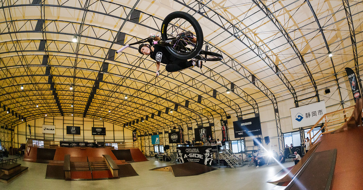 BMX Freestyle Park:2ND LEAGUE