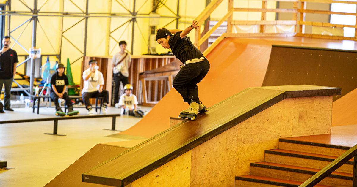 Inline Skate:2ND LEAGUE