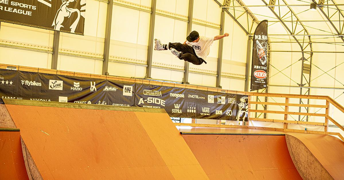 Inline Skate:3RD LEAGUE