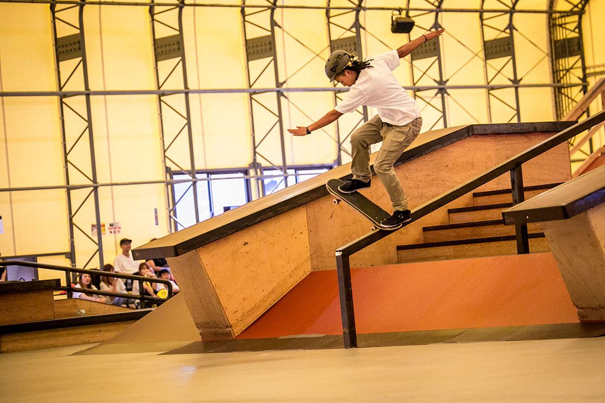 CHIMERA A-SIDEのアーカイブ画像:2019 1ST LEAGUE Skateboard
