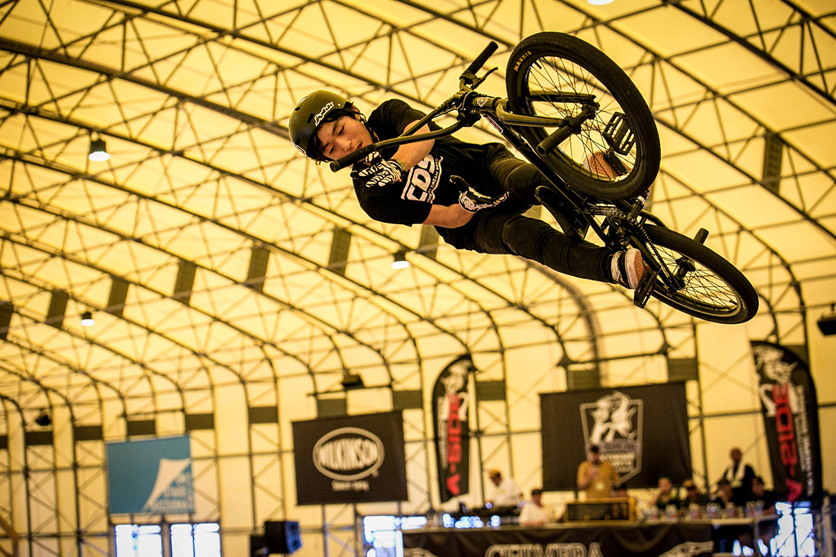 CHIMERA A-SIDEのアーカイブ画像:2019 1ST LEAGUE BMX Freestyle Park
