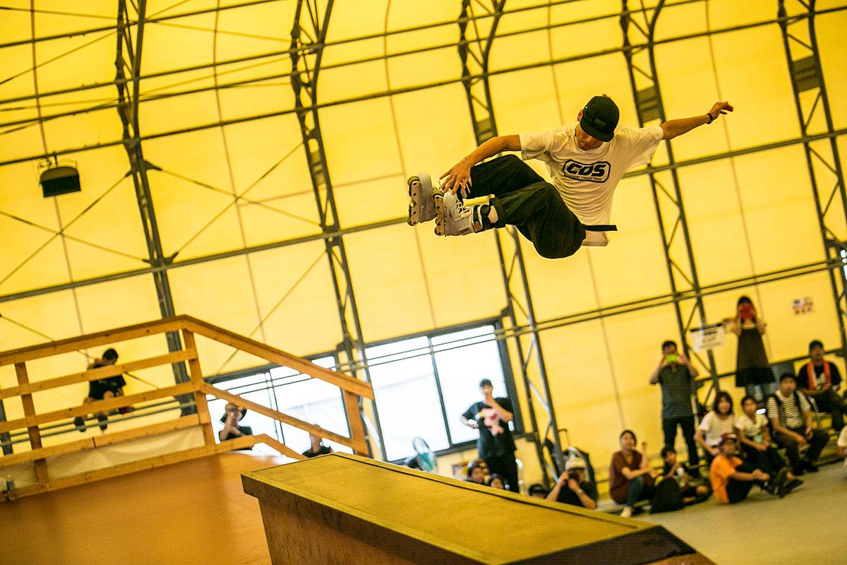 CHIMERA A-SIDEのアーカイブ画像:2019 1ST LEAGUE Inline Skate