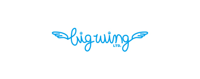 CHIMERA A-SIDEの協賛ロゴ:BIGWING