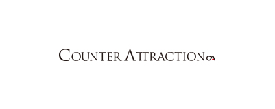 CHIMERA A-SIDEの協賛ロゴ:カウンターアトラクション - COUNTER-ATTRACTION
