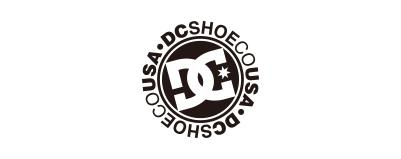 CHIMERA A-SIDEの協賛ロゴ:DC