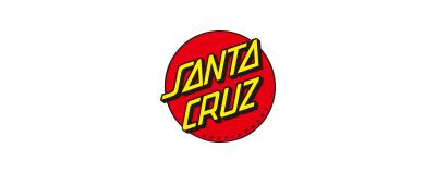 CHIMERA A-SIDEの協賛ロゴ:サンタクルーズ - SANTA CRUZ