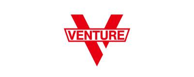 CHIMERA A-SIDEの協賛ロゴ:ベンチャー - VENTURE