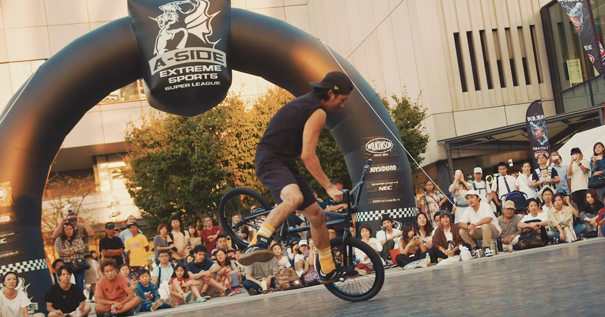 Summary of BMX Flatland 3rd LEAGUE, 2019