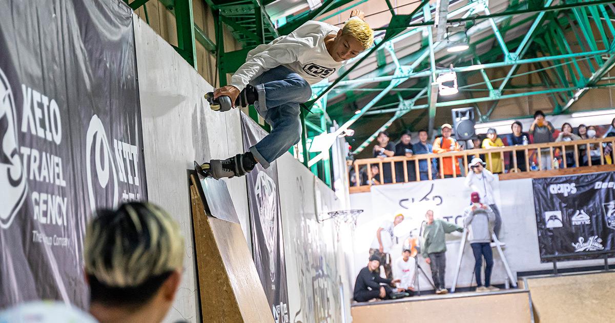 CHIMERA-A-SIDEの3rdLEAGUE-2019のReport ハイライト画像:Inline Skate インラインスケート