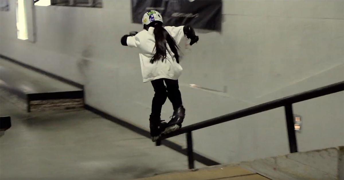 3RD LEAGUE 2019:Inline Skate
