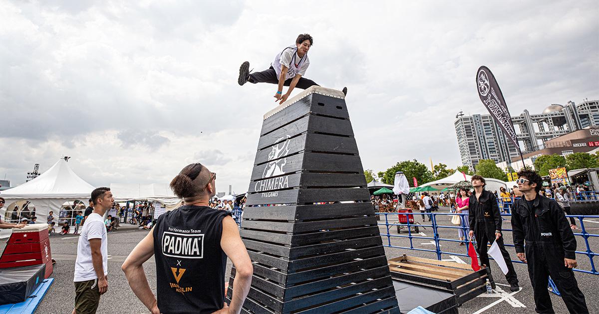 CHIMERA A-SIDEのTHE FINAL 2019のコンテンツ:キメラボックス CHIMERA BOX