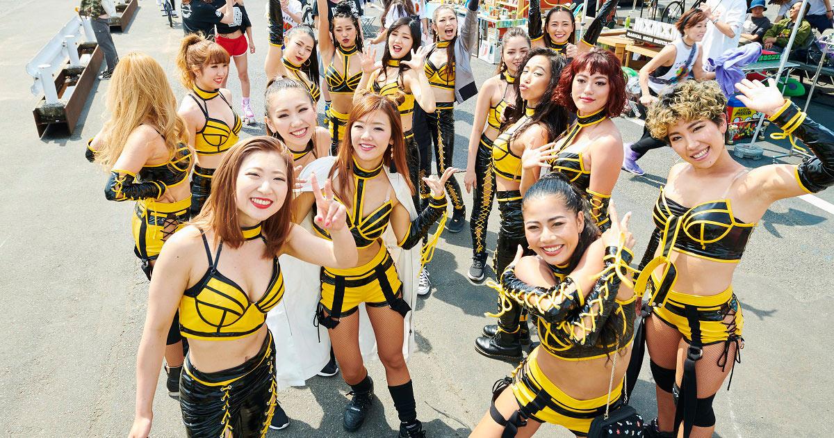 CHIMERA A-SIDEのTHE FINAL 2019のライブ&パフォーマンス:ダンス DANCE