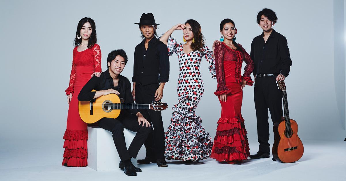 CHIMERA A-SIDEのTHE FINAL 2019のライブ&パフォーマンス:フラメンコ FNAMENCO