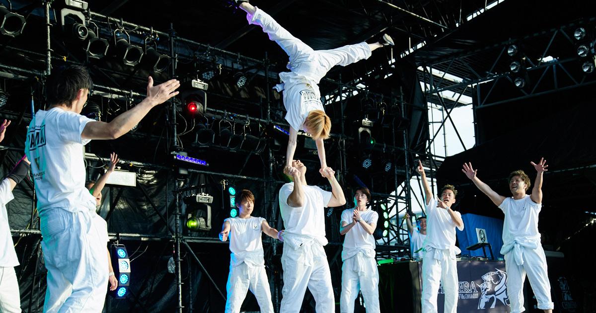 CHIMERA A-SIDEのTHE FINAL 2019のライブ&パフォーマンス:パドマ PADMA
