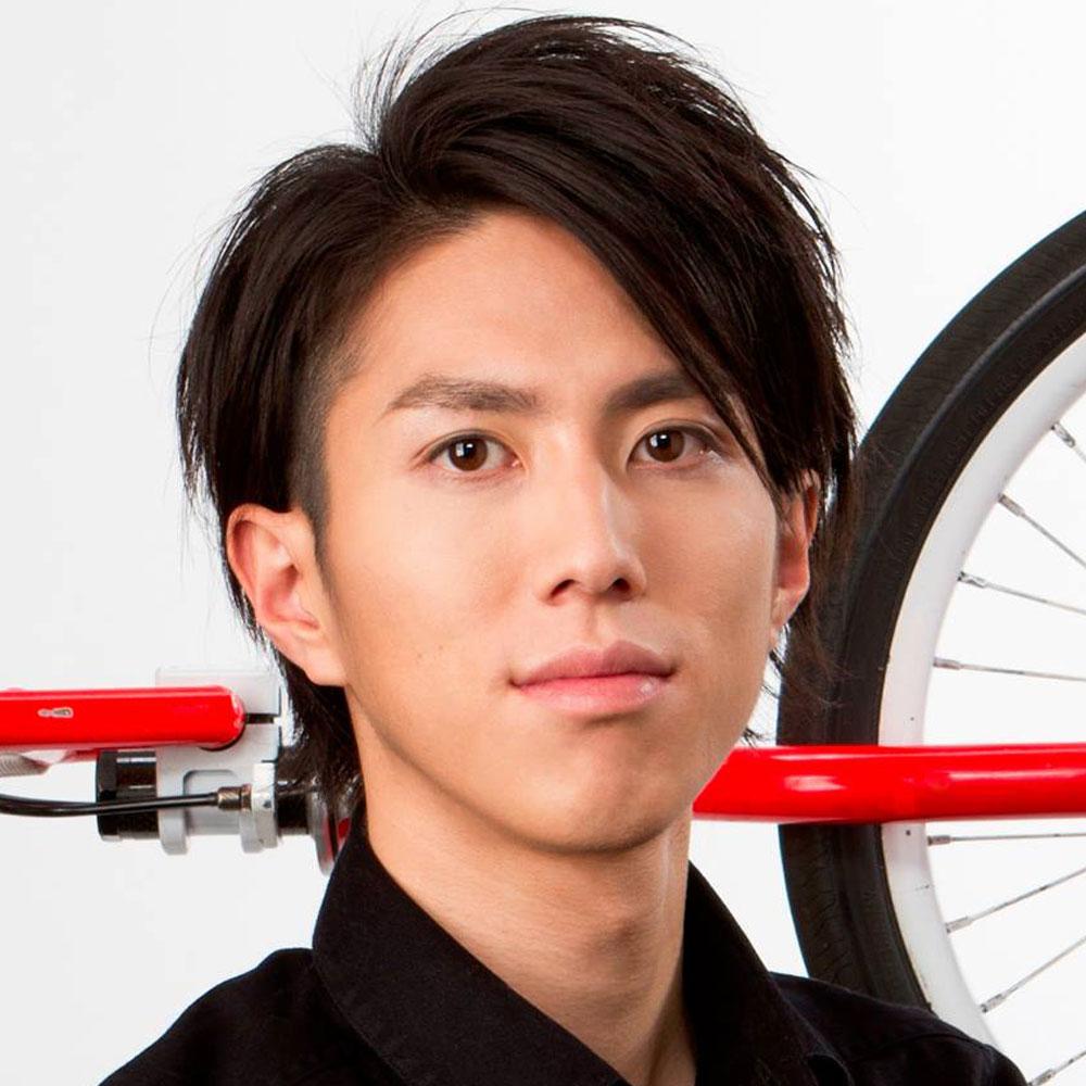 CHIMERA-A-SIDEのTHE FINAL 2019のReport:招待選手 TAKAHIRO IKEDA 画像:BMX-Flatland BMXフラットランド