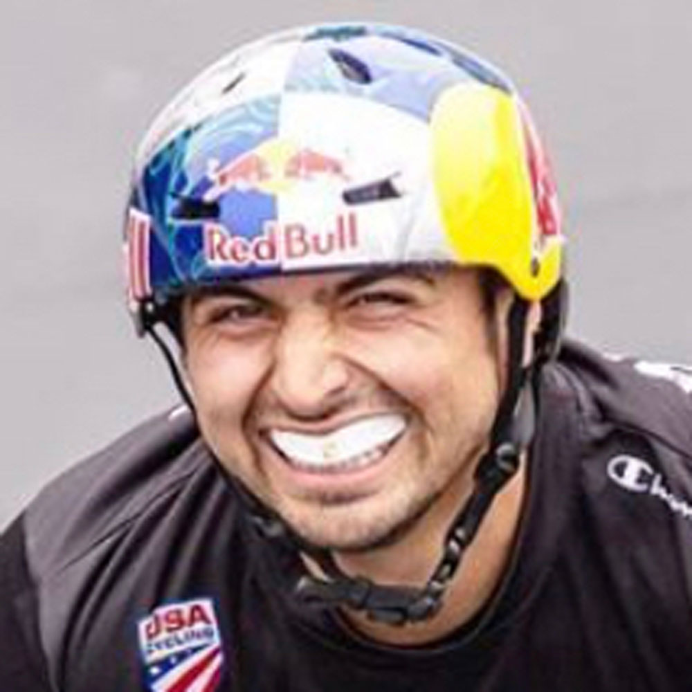 CHIMERA-A-SIDEのTHE FINAL 2019のReport:招待選手 DANIEL SANDOVAL 画像:BMX-FreestylePark BMXフリースタイルパーク