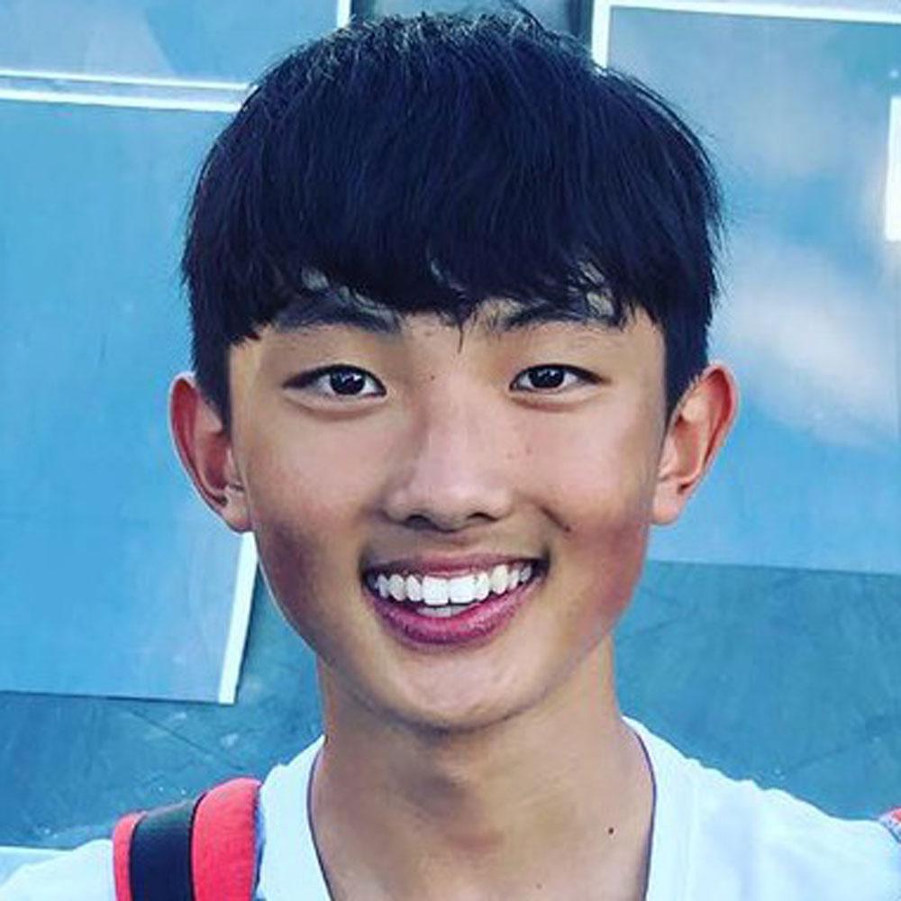 CHIMERA-A-SIDEのTHE FINAL 2019のReport:招待選手 JAY YOON 画像:Inline Skate インラインスケート
