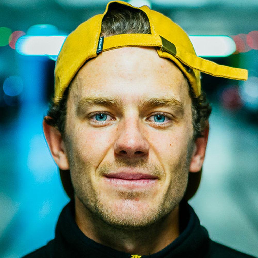 CHIMERA-A-SIDEのTHE FINAL 2019のReport:招待選手 TRENT MCCLUNG 画像:Skateboard スケートボード