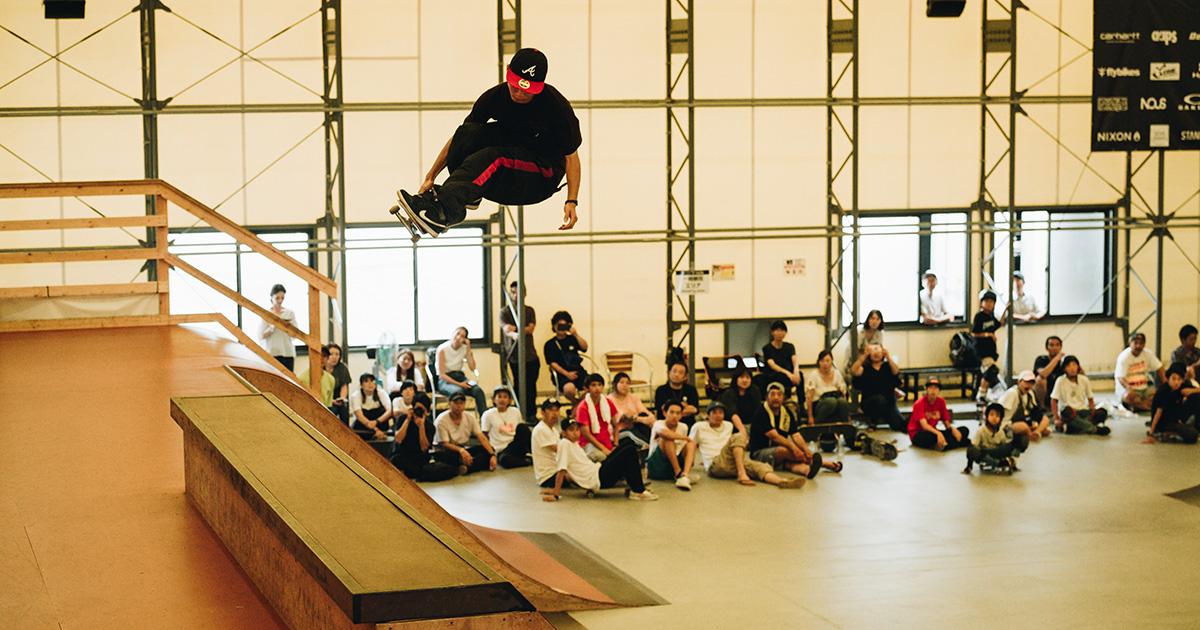 Skateboard:THE FINAL