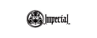 CHIMERA A-SIDEの協賛ロゴ:Imperial Skateboard