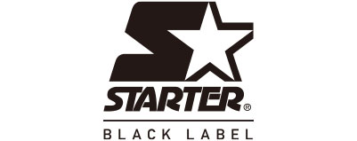 CHIMERA A-SIDEの協賛ロゴ:STARTER BLACK LABEL