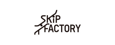 CHIMERA A-SIDEの協賛ロゴ:Skip Factory